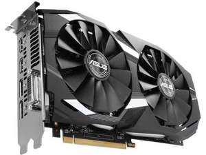 ASUS RX 580 4GB videokaart voor €177 voor Prime members @ Amazon