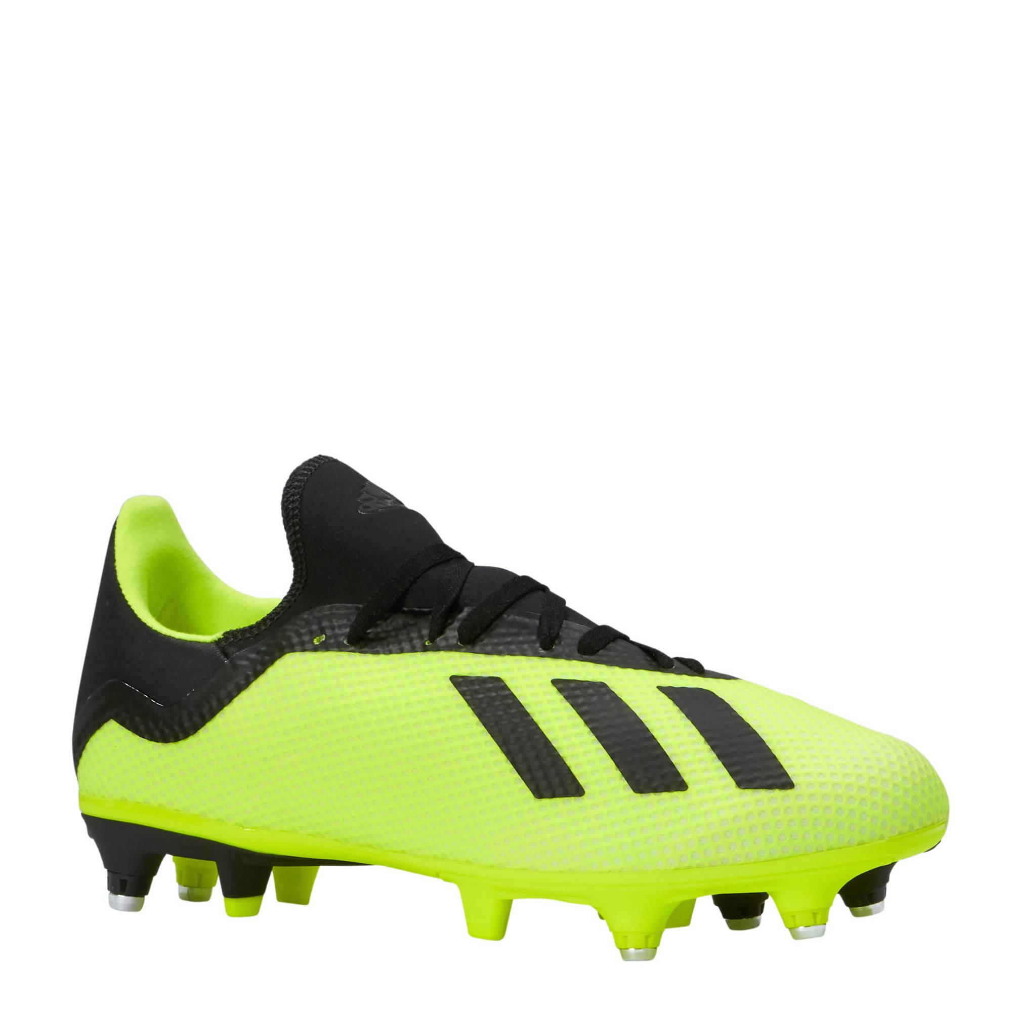 Adidas performance X 18.3 SG voetbalschoenen voor €16,15 @ Wehkamp