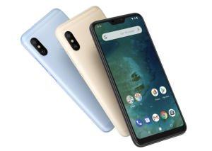 Xiaomi Mi A2 Lite Smartphone 5.84 inch SD 625 3GB 32GB, Android One, 4000mAh blauw/goud/zwart