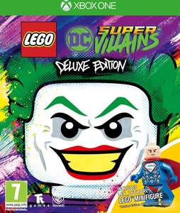 LEGO DC Villains Deluxe Edition XBOX one bij Intertoys