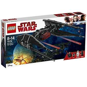 LEGO Star Wars 75179 - Kylo Ren's TIE Fighter @Amazon.de