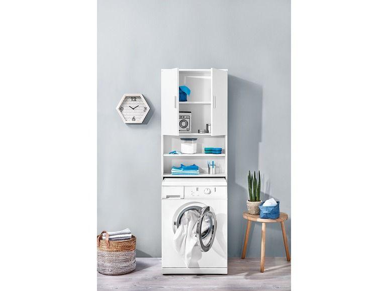 LIDL Bovenbouwkast voor wasmachine