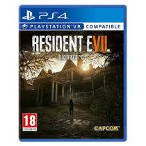PS4 Resident Evil 7 Biohazard 14.50€ GAME.CO.UK