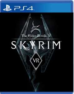 The Elder Scrolls Skyrim VR PS4 - elders 42,99