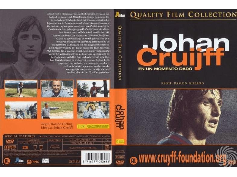 Johan Cruijff - En Un Momento Dado | DVD voor €1,99 @ Media Markt