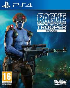 Rogue Trooper Redux (PS4) voor €6,98 @ Games4Us