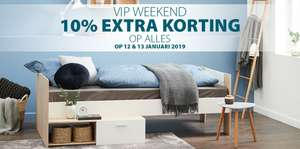 Jysk vip weekend 12 & 13 Januari