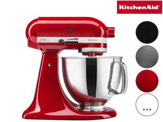 Artisan Kitchenaid KSM150 Keukenmachine @iBOOD