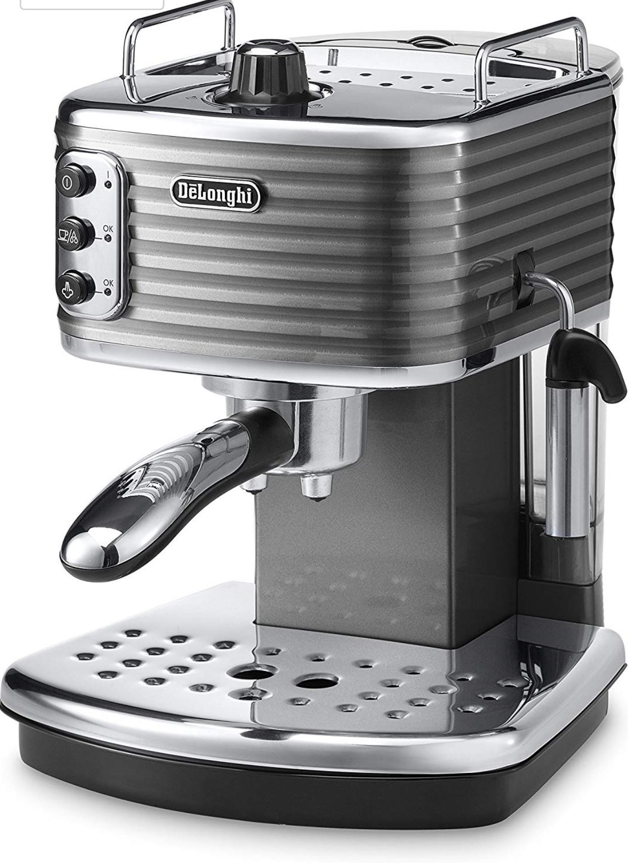 DeLonghi Scultura ECZ 351.GY espressoapparaat (1100W)