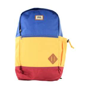Vans Van Doran II Backpack & 2x New Balance