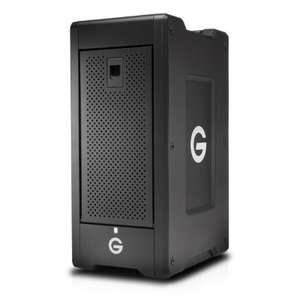 G-Technology G-Speed Shuttle XL Thunderbolt 3 80TB Zwart voor €4041 @ Mobile-harddisk.nl