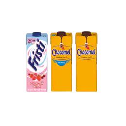 Chocomel of Fristi 1+1 gratis @Jumbo