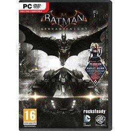 Batman: Arkham Knight (Steam key) + DLC voor €17,90 @ CDkeys