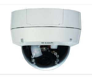 D-link DCS-6511/E High-Definition vaste dome Day & Night-netwerk IP-camera voor €299 @ Mycom