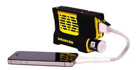Bever.nl Brunton Acculader Hydrogen Reactor 80% korting