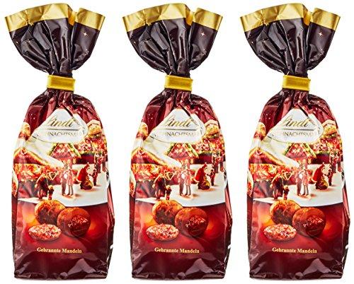 [Plus-product] 3 x 100g Lindt chocolade @Amazon.de