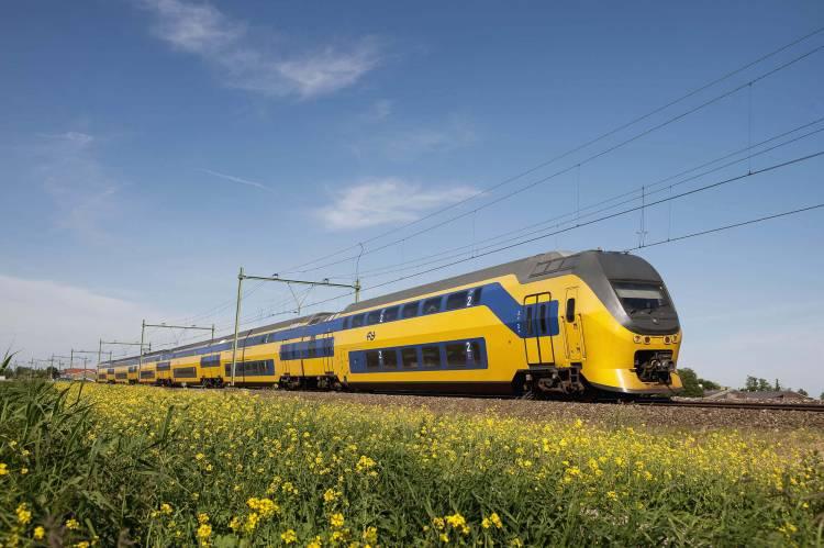 2x enkele reis (NS) treinkaartje voor 25 euro