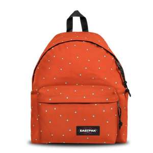 Eastpak padded Pak'r rugzak red hands (Asos.com)
