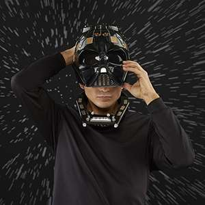 Hasbro Star Wars Darth Vader Elektronische Helm @Amazon.fr van €99 voor €61,35