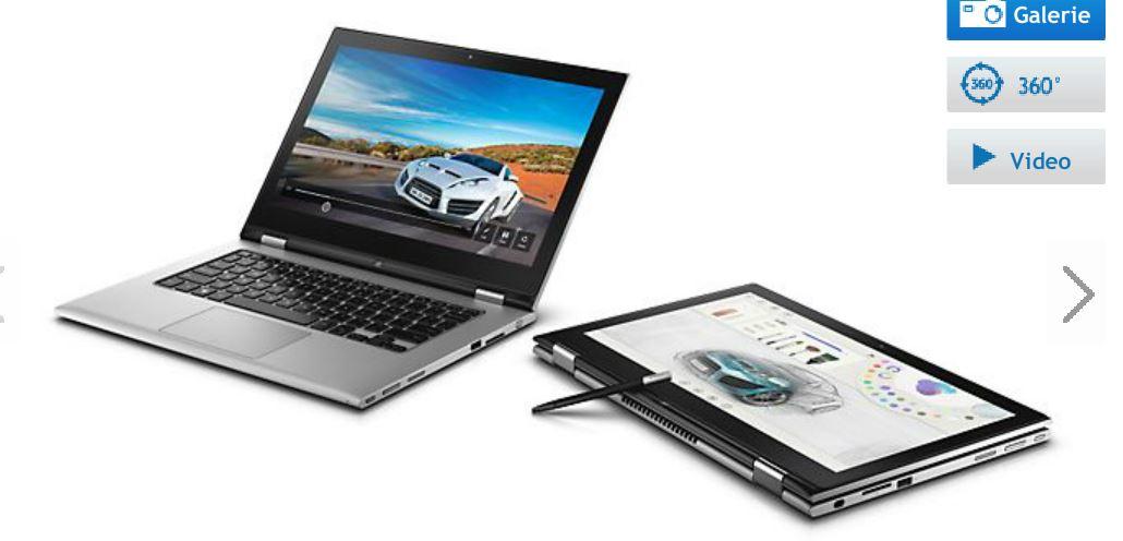 Dell 13 7000 reeks 2-in-1 (7347) voor EUR 479,- na code!