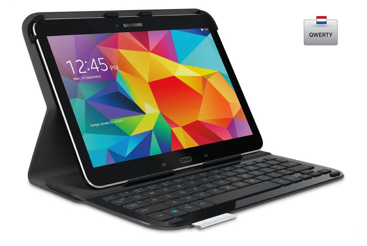 Logitech Ultrathin Keyboard Folio (voor Galaxy Tab 4) voor €49,99 @ BCC (afhalen)