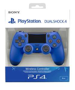 PS4 DualShock 4 v2 controller (Rood of Blauw) @Shopto