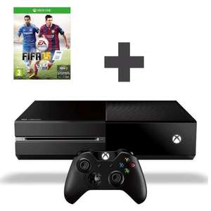 Xbox One Console  + The Witcher 3: Wild Hunt of FIFA 15 voor €318,52 @ Yourgamezone