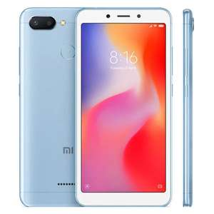 Xiaomi Redmi 6 Global 64GB