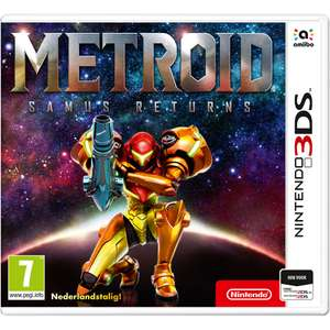 Metroid Samus Returns 3DS € 19,98 Intertoys fysiek winkel