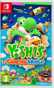 Yoshi's Crafted World Nintendo Switch voor €50,86