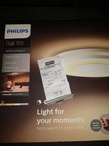 (Lokaal) Philips Hue White ambiance Being plafondlamp