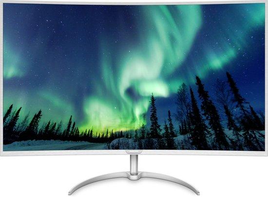 Philips BDM4037UW - 4K Curved Monitor (VA/4ms/60Hz) voor €499 @ bol.com