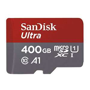 Sandisk Ultra Micro SD kaart 400GB @amazon.de