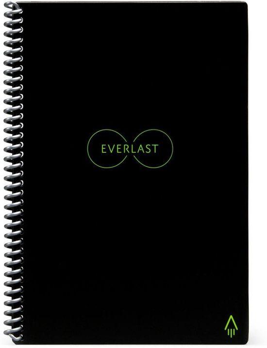 De Rocketbook Everlast - Een oneindig herbruikbare notebook