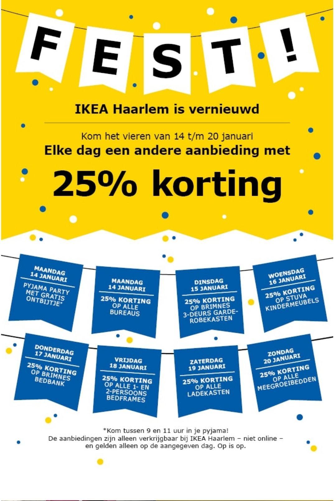 Fest @ Ikea Haarlem