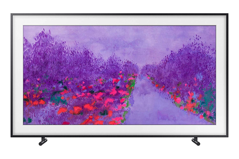 Samsung 4K TV / Schilderij - The Frame 43'' 2018 model (49'' ook beschikbaar voor 990)