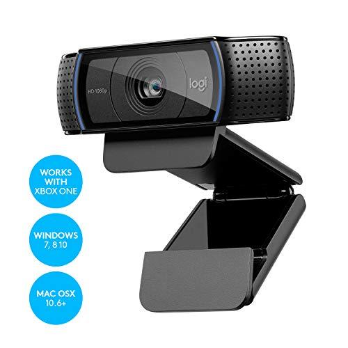 Logitech Pro C920 1080P stereo Webcam @ Amazon.de / Werkt ook op Xbox One