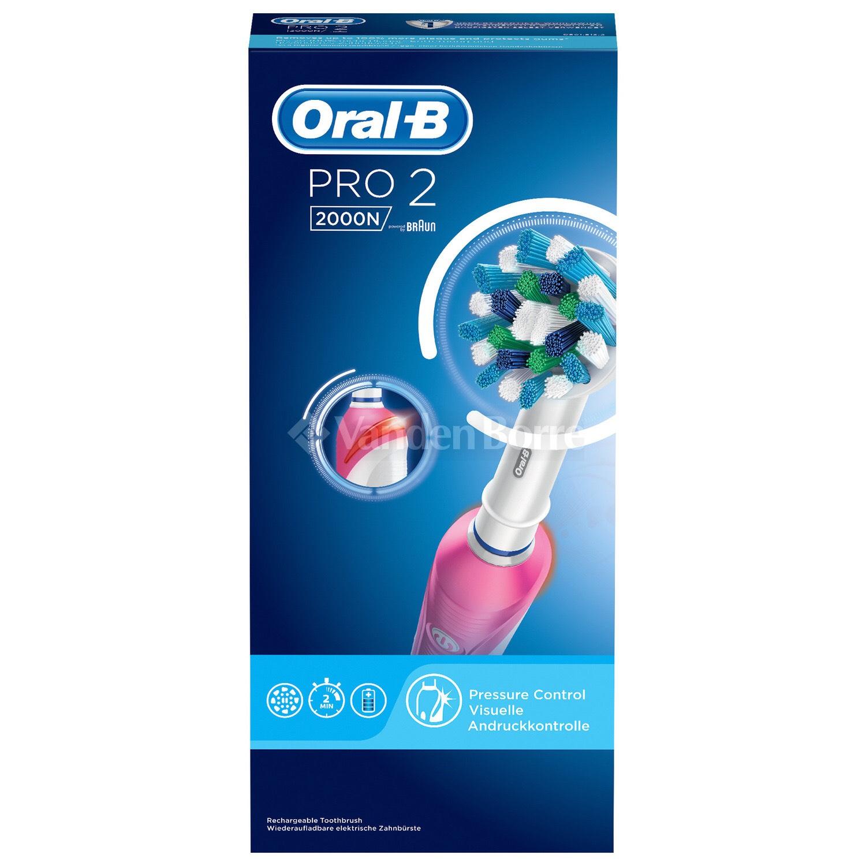 Oral B Pro 2 2000N