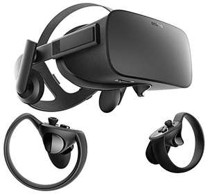 Oculus Rift Bundle (Rift + Touch) @amazon.de