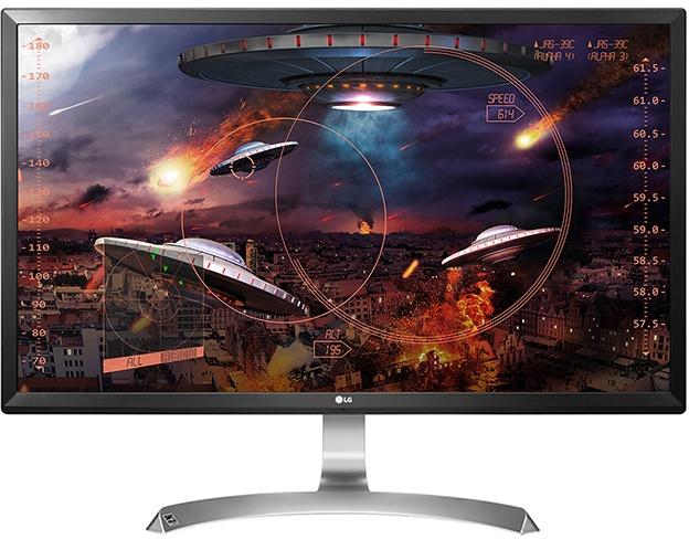 LG monitor 27UD59 - 4K IPS - van 279,- voor 239,-