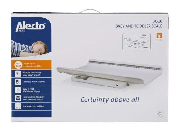 Alecto baby- peuterweegschaal €24,99 @ Kruidvat