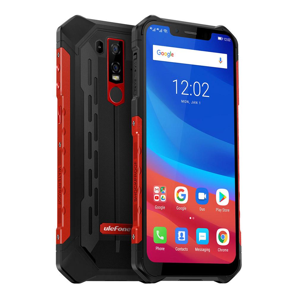 Ulefone Armor 6 - Nieuwste model zeer stevige smartphone tegen introductieprijs