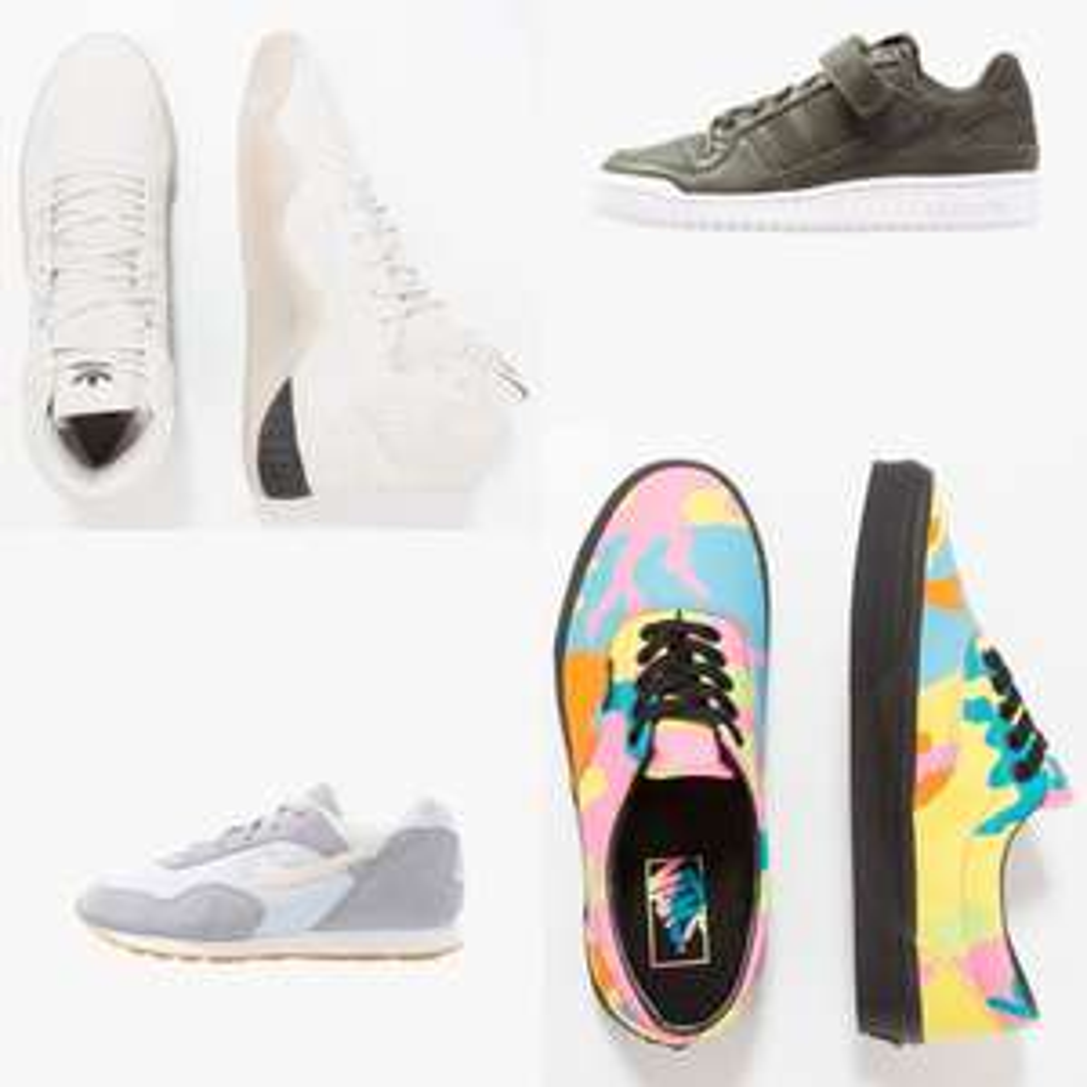 Tot 70% korting op merk sneakers @ Zalando