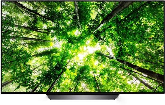 "LG 55"" OLED55B8PLA - 4K OLED tv"