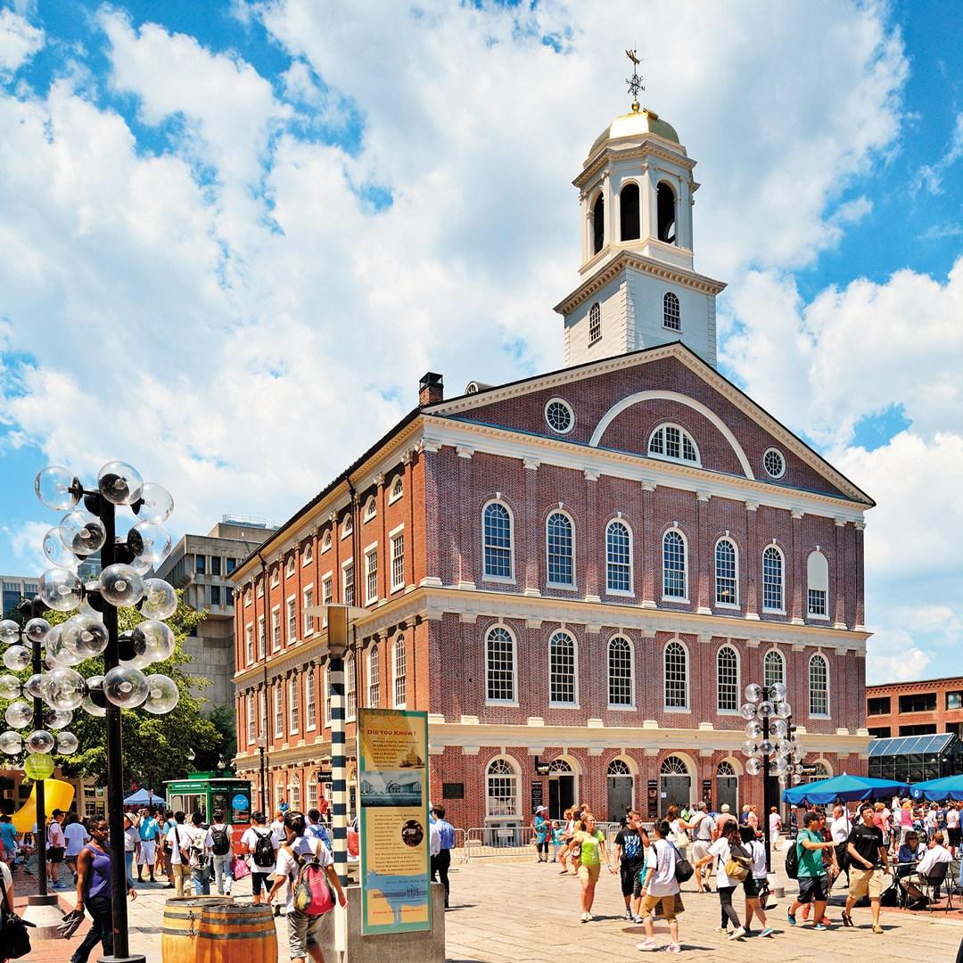 Vliegtickets: Brussel naar Boston (VS) retour voor €165,30 @ WowAir