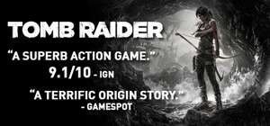 Tomb Raider - Game of the Year Edition voor 4,49€ (Steam)