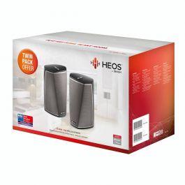 Denon Heos 1 HS2 Zwart Double Pack