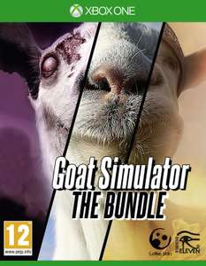 Goat Simulator: The Bundle, Xbox One/PS4 @ Nedgame