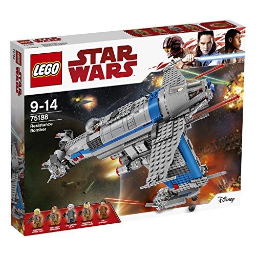 Lego Star Wars Verzetsbommenwerper (75188) -30%