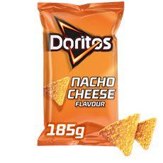 20 zakken Doritos Nacho Cheese 185gr voor 10,90 @ Makro